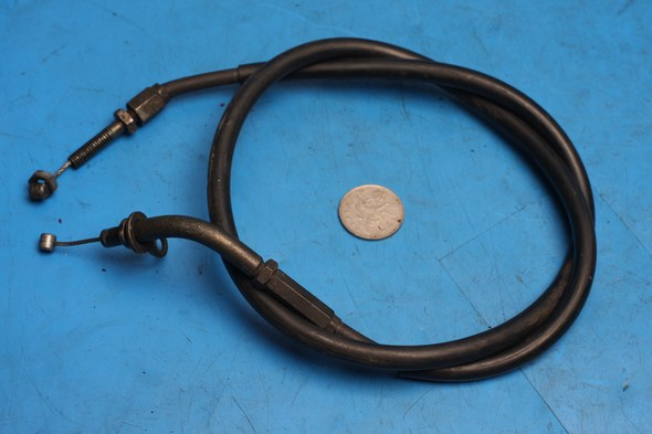 Throttle cable Suzuki GS500 used