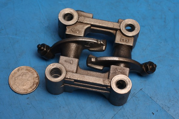 Rocker arm assembly various 50cc models