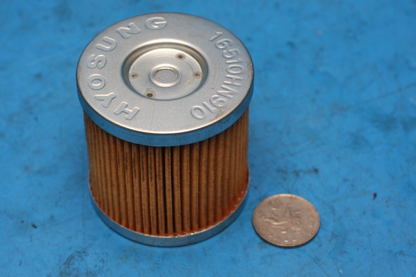 Oil filter genuine Hyosung GT650 GV650 ST700