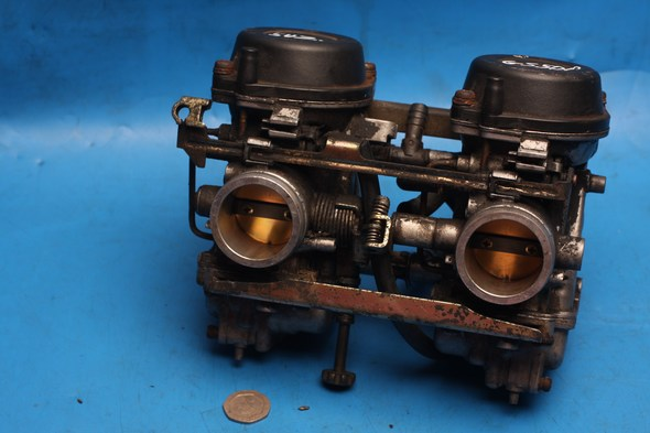 Carburetors pair suzuki GS500 used