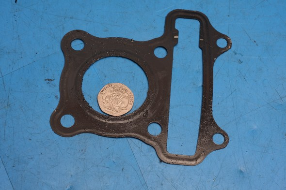 Cylinder head gasket various 50cc models used