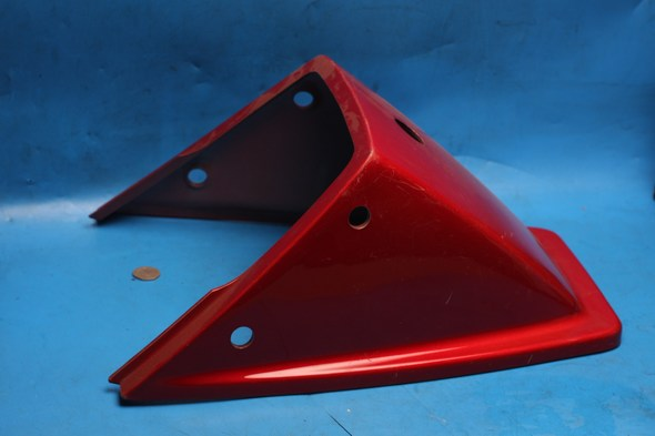 Seat tail cover red Suzuki GS450 used