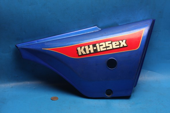 Side panel right hand Kawasaki KH125ex used