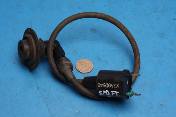 HT ignition coil, lead and plug cap used peugeot speedfight 2 50