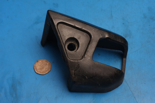 Footpeg housing cover left hand used peugeot speedfight 2 50