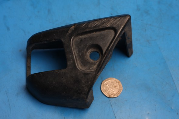 Footpeg housing cover right hand used peugeot speedfight 2 50