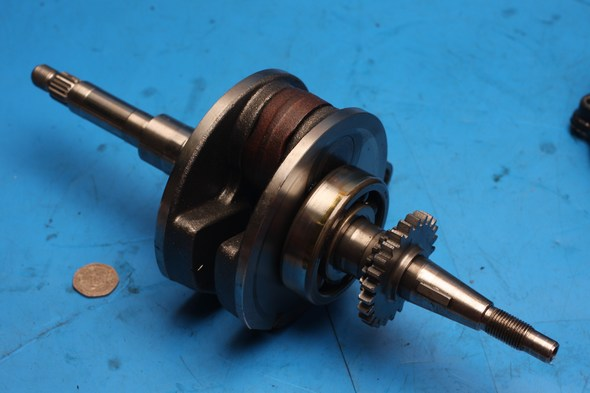 Crankshaft Peugeot Elystar 125 used