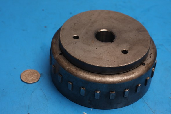 Flywheel Peugeot Elystar 125 used