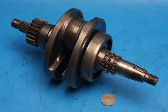 Crankshaft used Honda CBF125