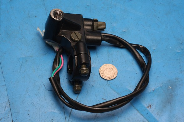 Brake lever mount with brake switch Lexmoto XTRS125 used
