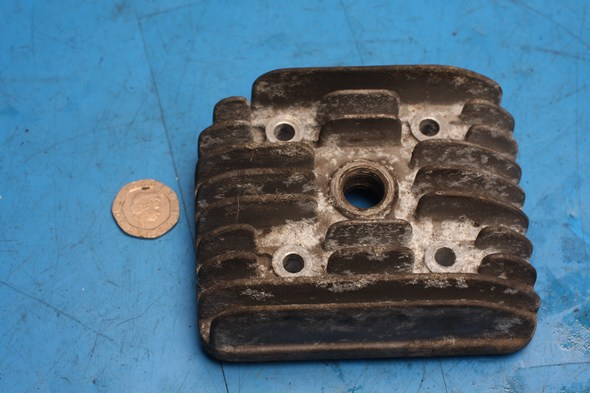 Cylinder head fits various TGB 50cc used
