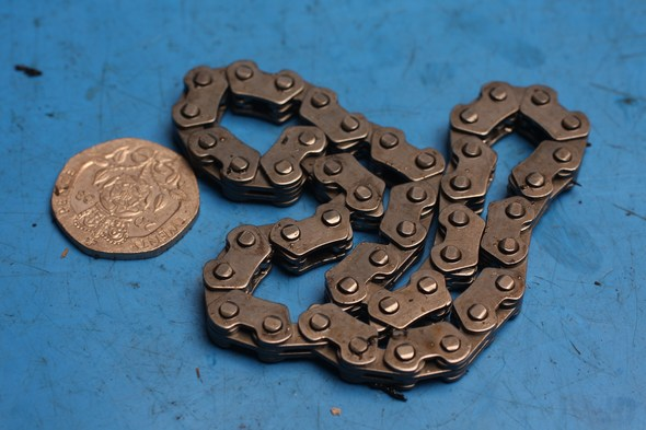 Oil pump drive chain Lexmoto Tommy 125 used