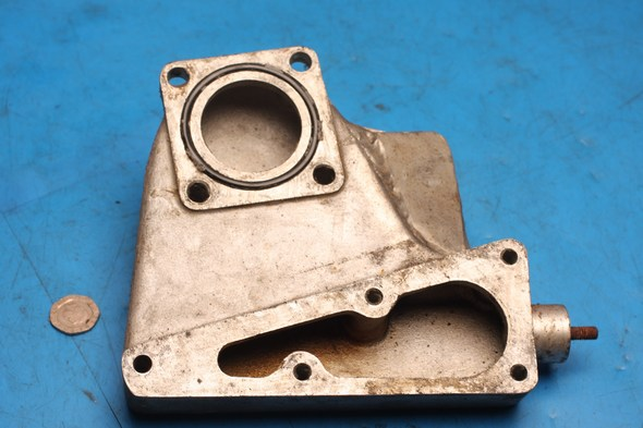 Air transfer port left hand Norton 92-2364 used MODIFIED