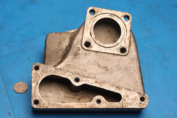 Air transfer port right hand Norton 92-2363 used MODIFIED