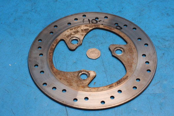 Scooter brake disc MD925D used