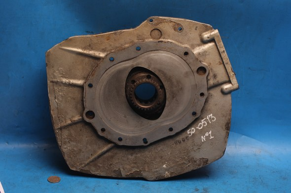 Engine end plate assembly left hand Norton used