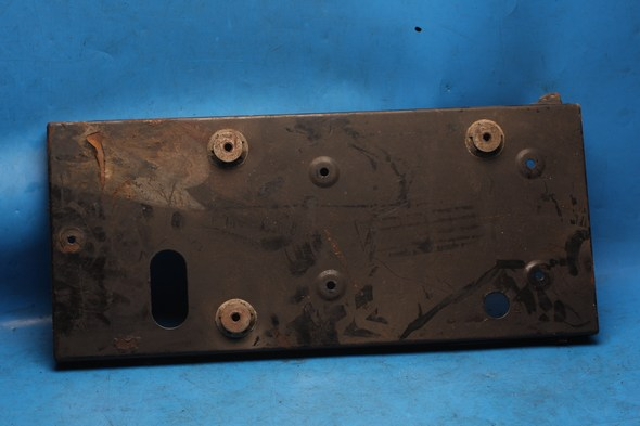 Radio plate Norton used