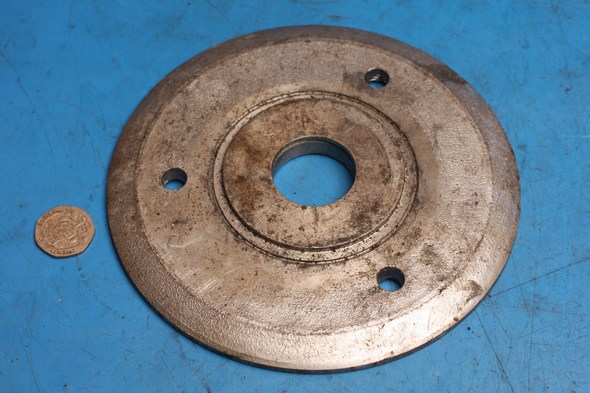 Clutch pressure plate Norton 69-0657 used - Click Image to Close