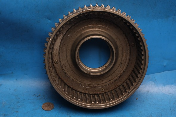Clutch sprocket assembly Norton DN-0154-P55 used
