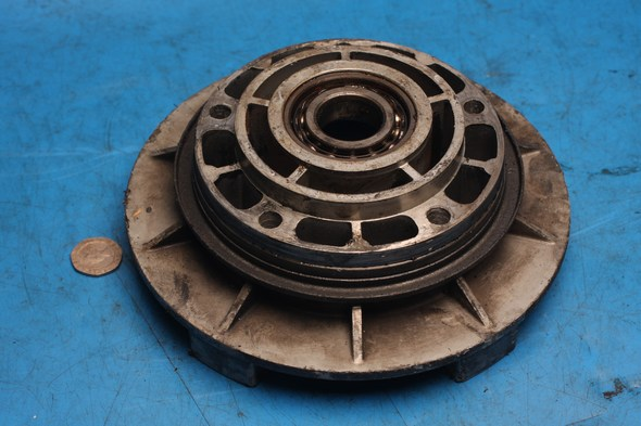Sprocket hub assembly Norton used