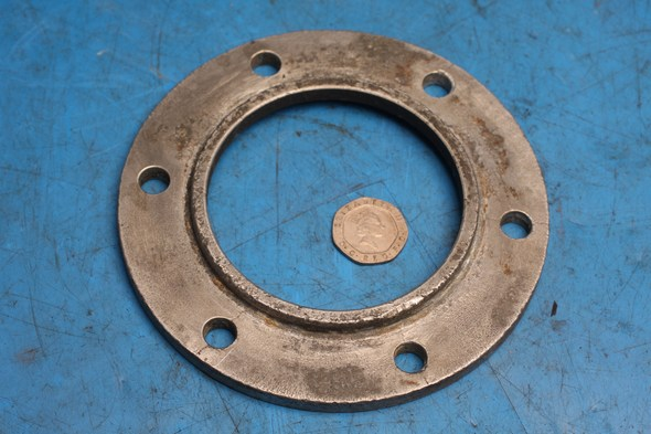 Brake disc spacer converts Brembo to Interpol & Classic used