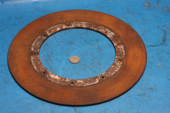 Brake disc front / rear for Norton used