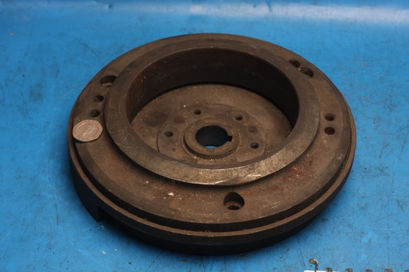 Flywheel assembly Norton used