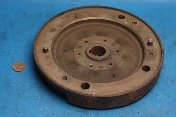 Flywheel main Norton 50-0505 used