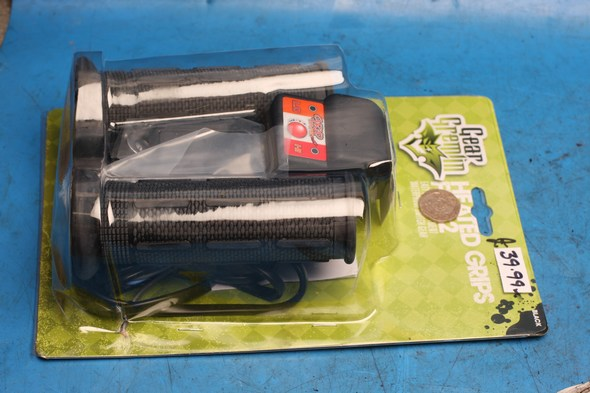 Gear Gremlin heated grips new