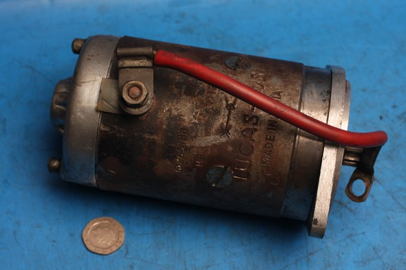Starter motor Lucas for Norton 50-0626 / 267 used