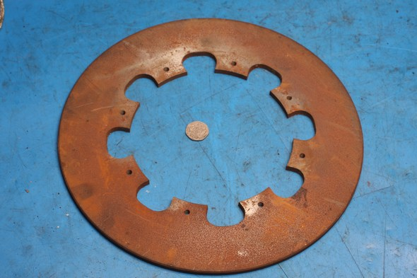 Brake disc front / rear for Norton NOS