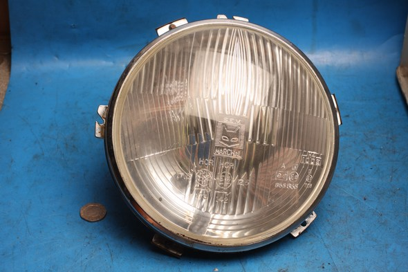 Headlamp headlight light unit assembly Norton used