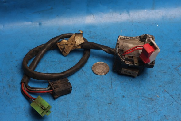 Switch assembly right hand Norton 92-2272 used