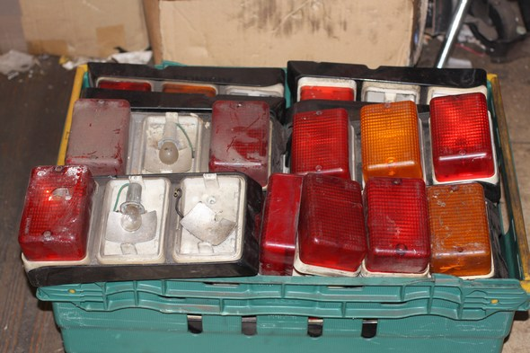 Rear lights assorted Norton used