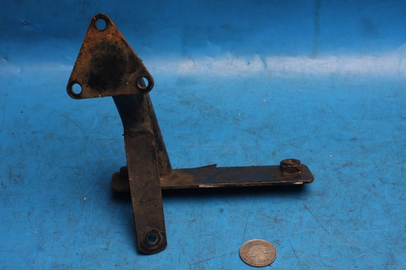 Main fairing bracket left section Norton 92-2369 used