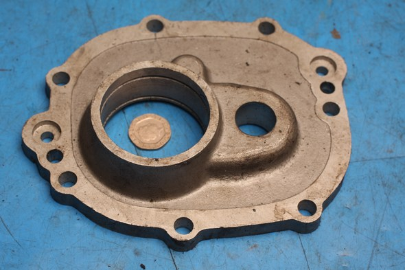 Gearbox end cover Norton 69-0506 used