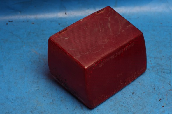 Rear light lens Norton 47X-84710-E0 used