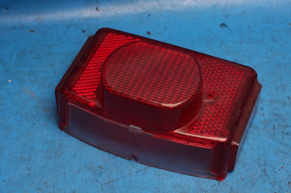 Rear light lens Norton Commando NOS