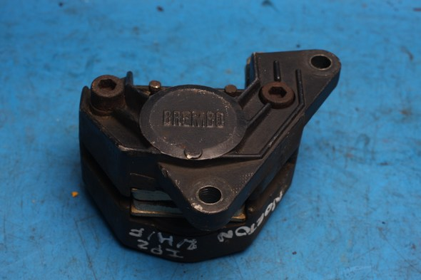 Brake caliper left hand front / rear Norton 55-0440 used