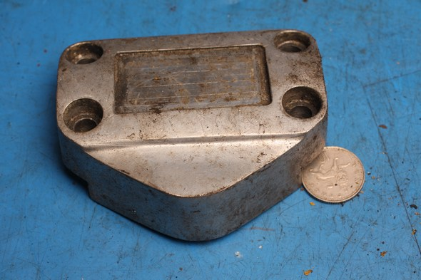 Handlebar clamp Norton 48-0204 used