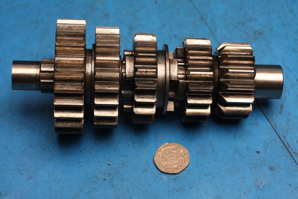 Gear layshaft assembly comp`t Norton Interpol2 69-0664