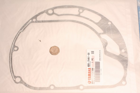 Yamaha XJ600 Diversion clutch cover gasket new