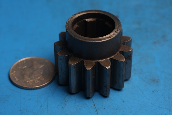 Gear Mainshaft 1st used 69-0804 Commander