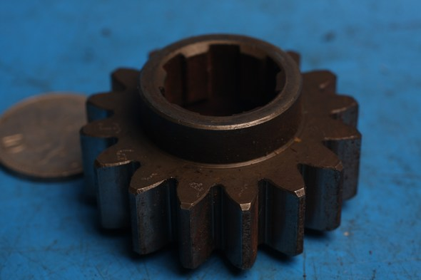 Gear Mainshaft 2nd used 69-0802 Commander