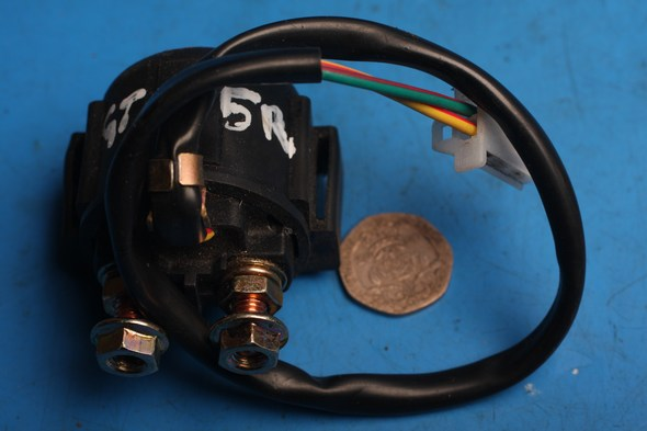 Starter solenoid used Hyosung GT125R 2016