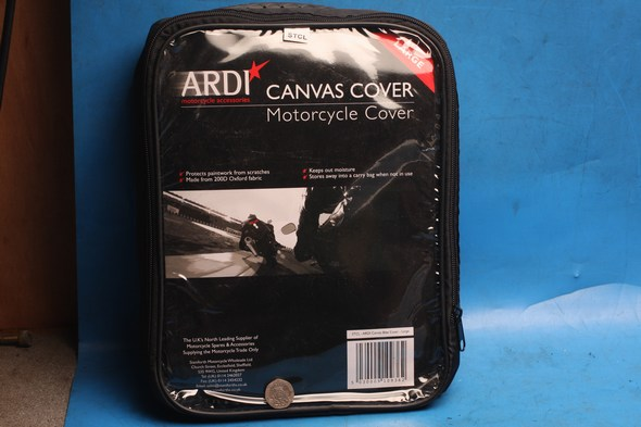 Large Bike Outdoor Cover Ardi STCL