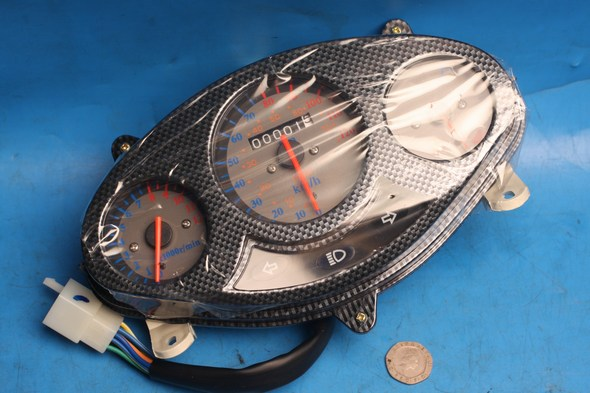 clocks instruments New KPH BT125T Monza
