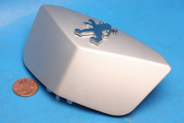 Front inner panel Glovebox cover panel in silver New Stelis125