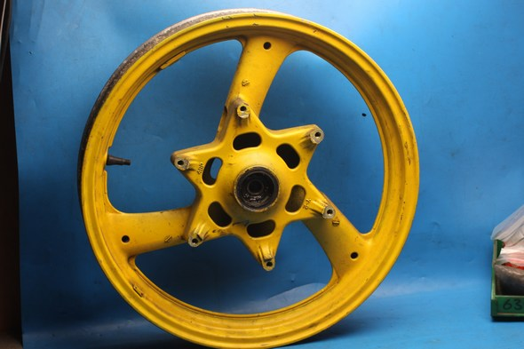 Wheel front Yamaha XJ600 Diversion used