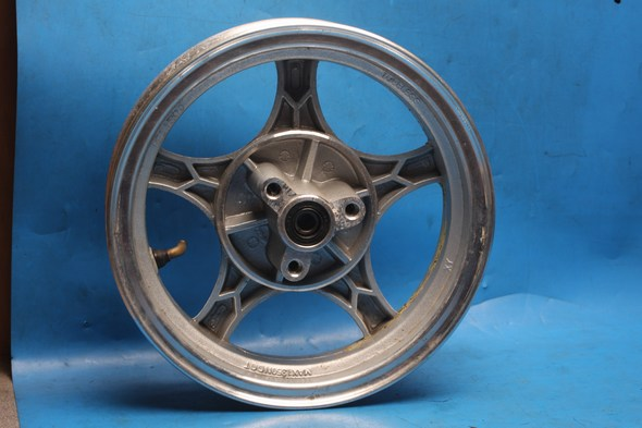 Wheel front 5 spoke disc brake to fit various 50cc